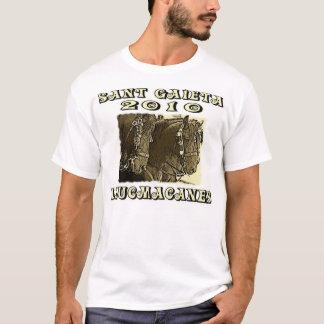Mod.8 - LLUCMACANES - Sant Gaietá 2010 T-Shirt