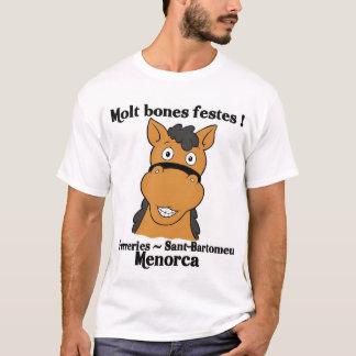 Mod.9 - FERRERIES - Sant Bartomeu 2010 T-Shirt