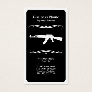 mod ak47 business card