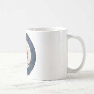 mod and target coffee mug