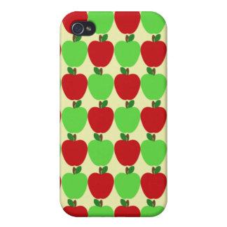 Mod Apple Pattern iPhone 4 Case