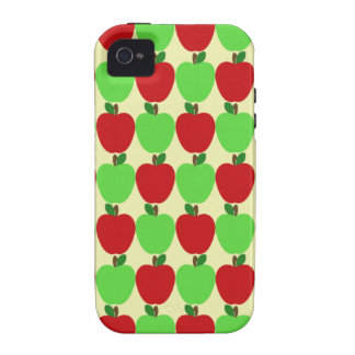 Mod Apple Pattern Vibe iPhone 4 Cover