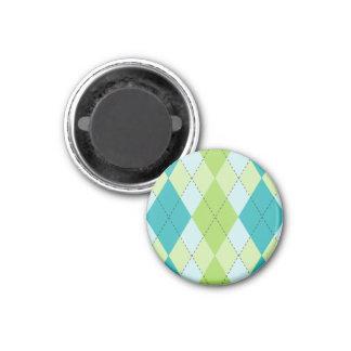 Mod Argyle Magnet Fridge Magnet