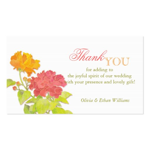 Gallery For Business Thank You Cards Wording