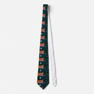 Mod Australian Flag Necktie