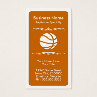 mod basketball loyalty card