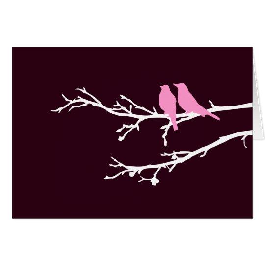 mod birds card