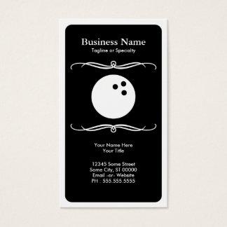 mod bowl business card