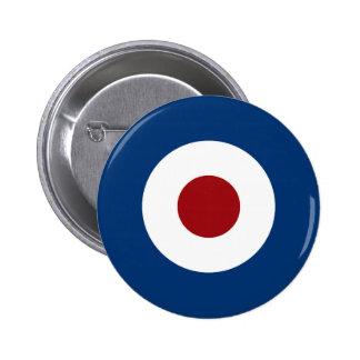 Mod Bullseye Archery Target Button