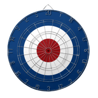Mod Bullseye Archery Target Dart Board