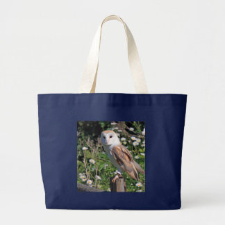 Mod Chic Classy Destiny Owl Large Tote Bag
