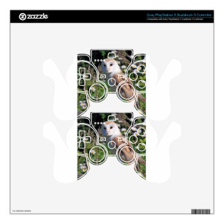 Mod Chic Classy Destiny Owl PS3 Controller Decals