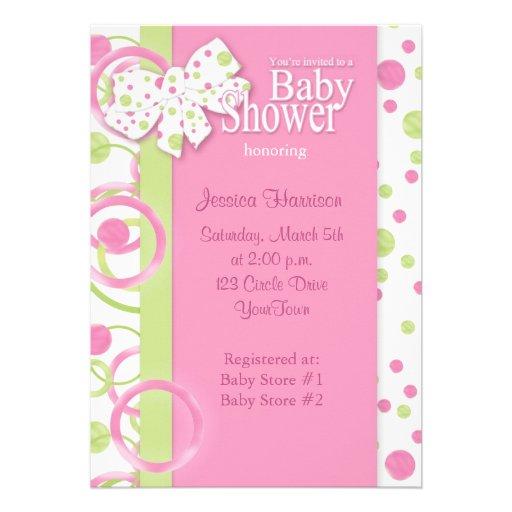 Baby Girl Shower Invitations, 21,000+ Baby Girl Shower
