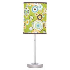 Mod Circles desk Lamp