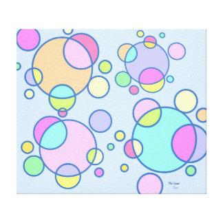 Mod Cosmic on canvas