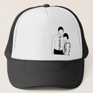 Mod Couple cap