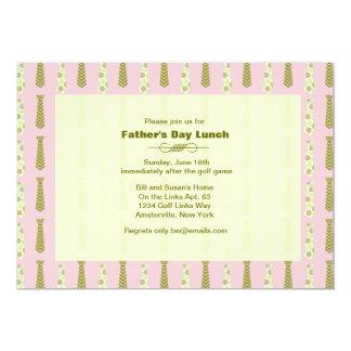 Mod Dad Father's Day Invitation