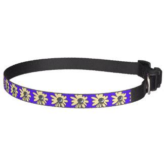 Mod daisy pet collar