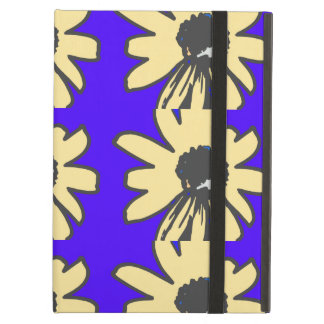 Mod Daisy Yellow Cover For iPad Air