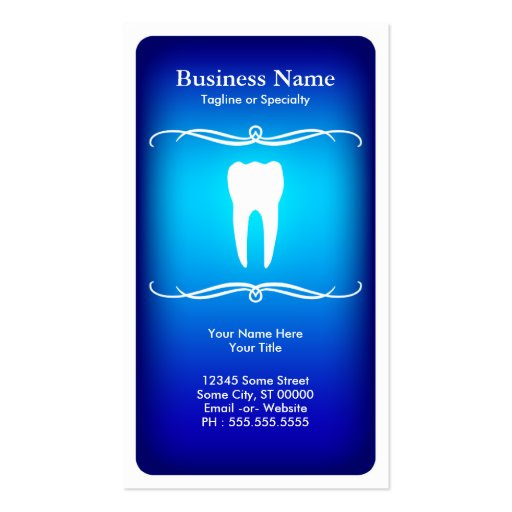 Orthodontist business cards bizcardstudio mod dental business card templates cheaphphosting Choice Image