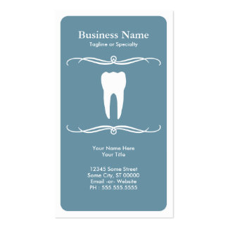 MOD dental Tarjetas Personales