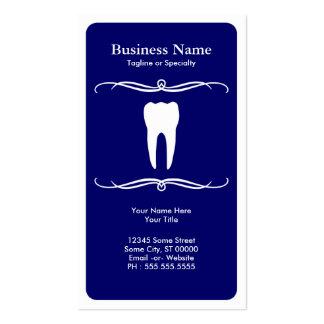 MOD dental Tarjeta Personal