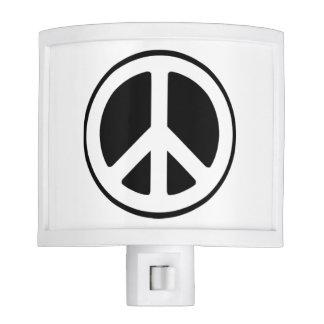 """"""" Mod Designs"""" PEACE SIGN Night Light"""