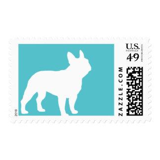Mod-Dog French Bulldog Stamp