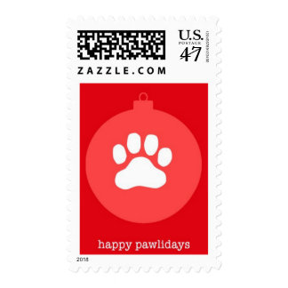 Mod-Dog Holiday Stamp 2