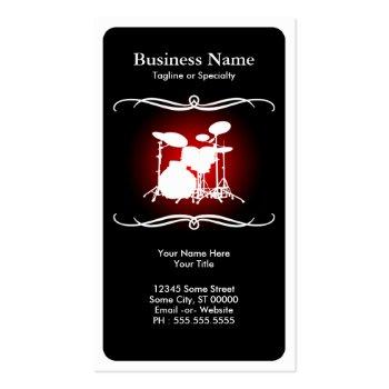 mod drums profilecard