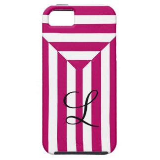 MOD elegante STRIPES-2 230 del case_ iphone5 iPhone 5 Funda
