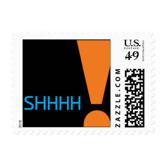 Mod Event Postage Stamps