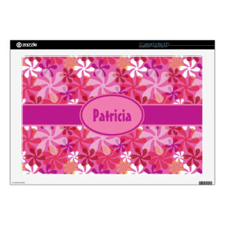 Mod Floral Decals For Laptops