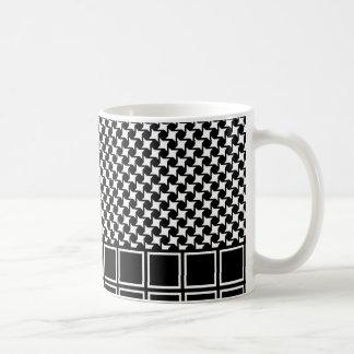 Mod Houndstooth Mug