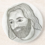 Mod Jesus Beverage Coasters