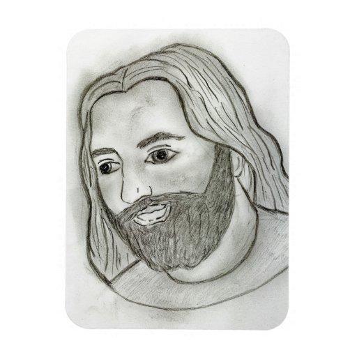 MOD Jesús Imán De Vinilo