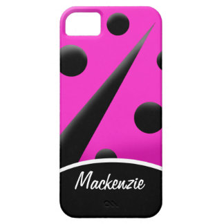 Mod Ladybug (Hot Pink) iPhone 5 Casemate Case iPhone 5 Covers