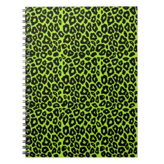 Mod Leopard Notebook