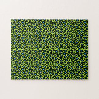 Mod Leopard Pattern Puzzles