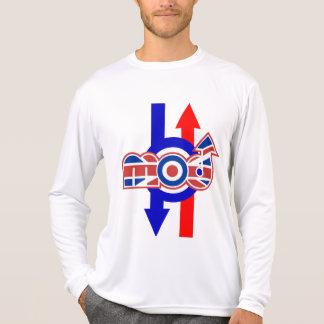 Mod Logo Target and arrows Micro performace long T-shirt