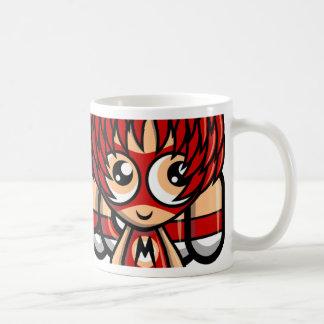 Mod Mascot Coffee Mug