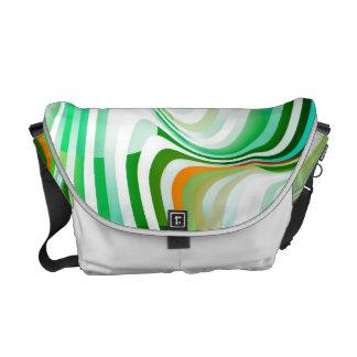 Mod Matrix - Rickshaw Messenger Bag