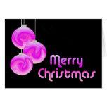 Mod Merry Christmas Card