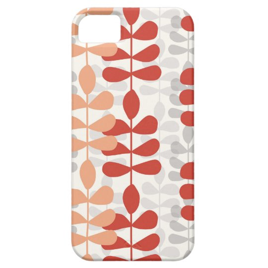 Mod Modern Fern Leaf Graphic Design Pattern Cases