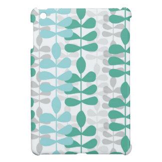 Mod Modern Fern Leaf Graphic Design Pattern Cases iPad Mini Case