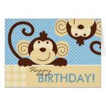 Mod Monkey Card