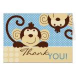Mod Monkey TY Card