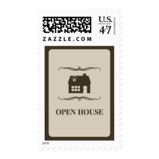 mod open house postage