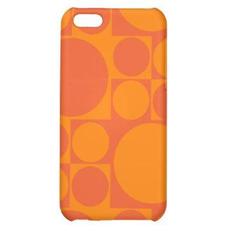 Mod Orange Dot Iphone Case iPhone 5C Cover