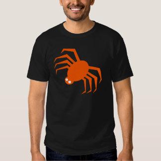 Mod Orange Spider T-Shirt